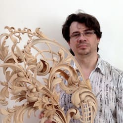 Alex grabovetskiy, Carving instructor