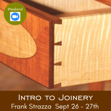 joinery strazza